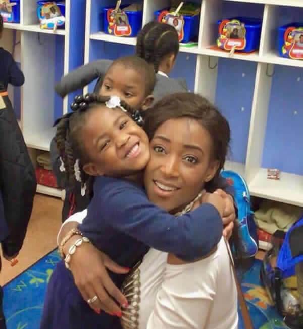 The Founder Mumzy Children Relief Foundation