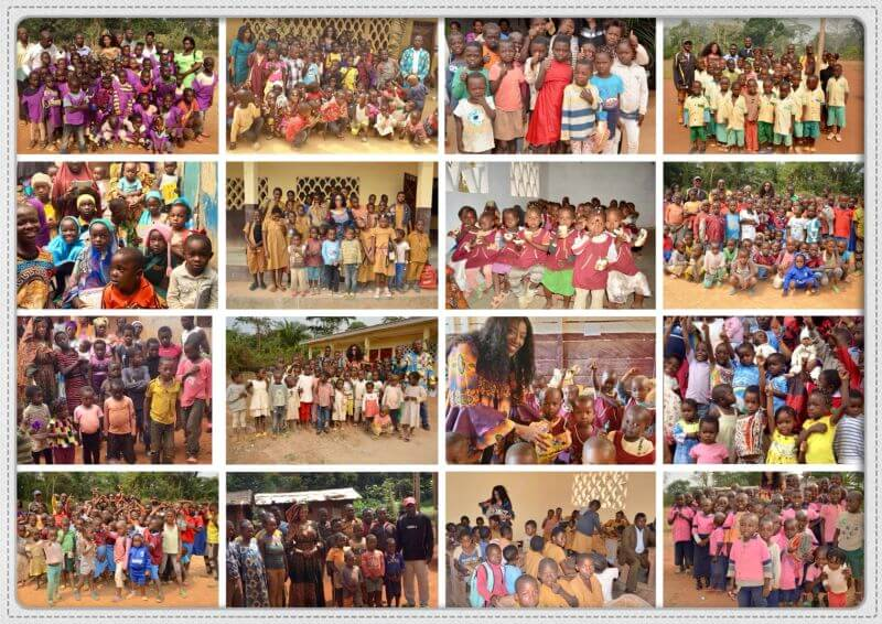 30% Reached for Basic Education for 10k Children Campaign