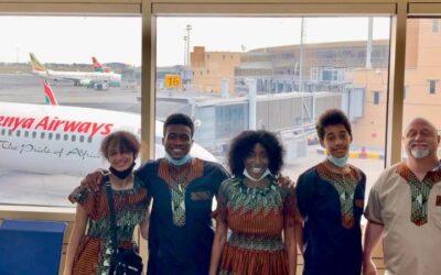 Mumzy Visit to Kenya