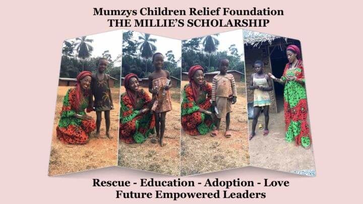Donate To Save Girls From Early Marriage And FGM