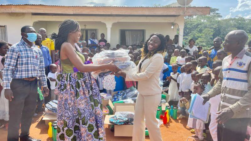 Donations For Sept Mumzy Children Relief Foundation